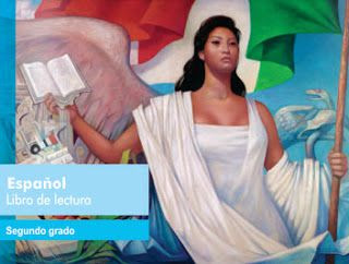 Español libro de lecturaSegundo grado2017-2018