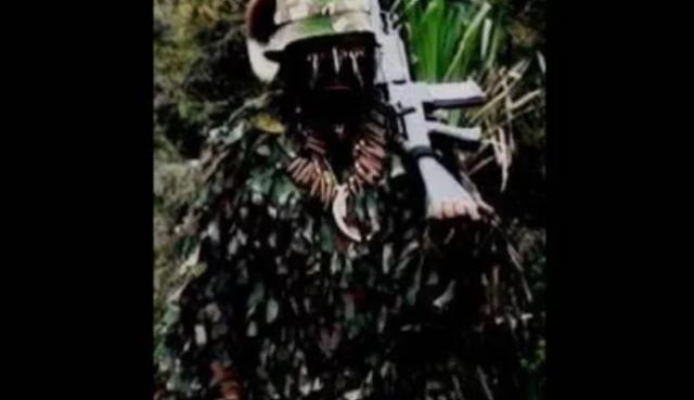 Ngeri! Membantai 31 Pekerja, Ternyata OPM Punya Senjata Australia dan Sniper