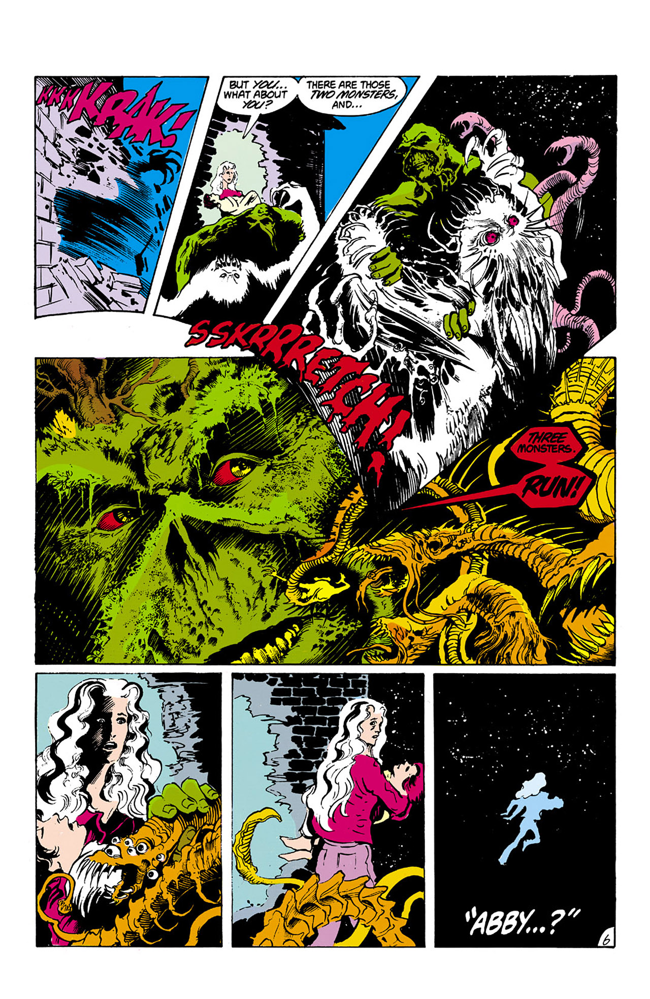 Swamp Thing (1982) Issue #27 #35 - English 6