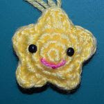 http://www.ravelry.com/patterns/library/star-kawaii-keychain