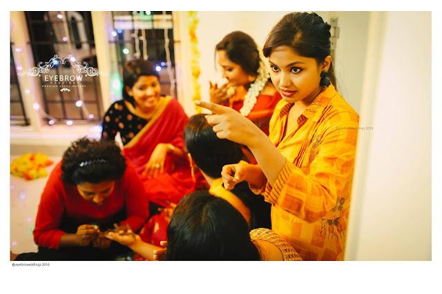 Actress Sarayu Mohan Wedding Photos - Sarayu Mohan Marriage Photos
