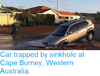 https://sciencythoughts.blogspot.com/2016/07/car-trapped-by-sinkhole-at-cape-burney.html