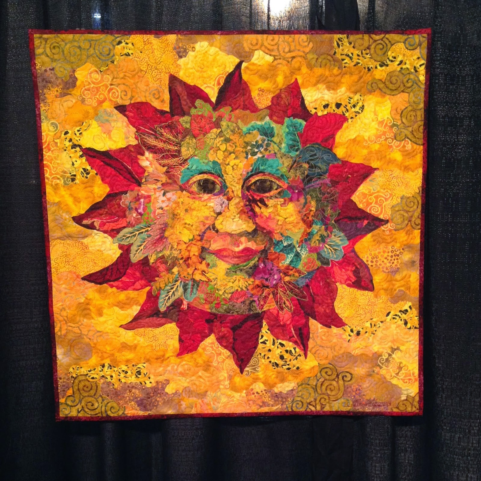 Visit International Quilt Market 2014 with us! | Totally Crazy ... : serendipity quilts susan carlson - Adamdwight.com