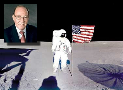 Former Astronaut Edgar Mitchell Has Died