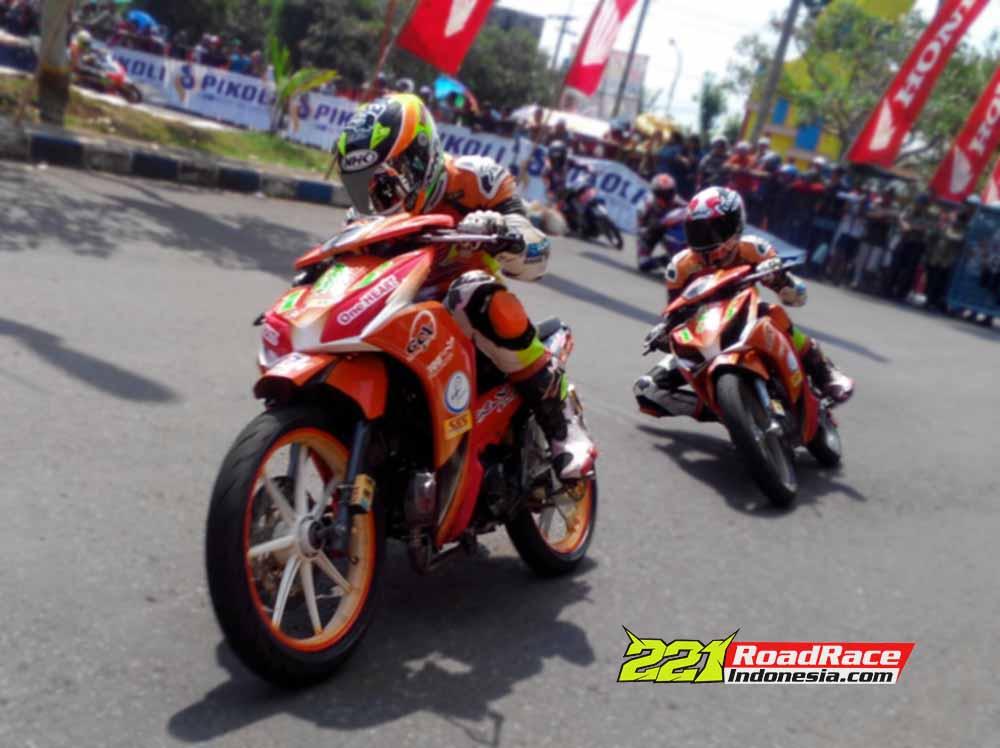 HRC Seri 7 Malang, Balap, Band, Contest, Test Ride Tumpek Blek Jadi Satu