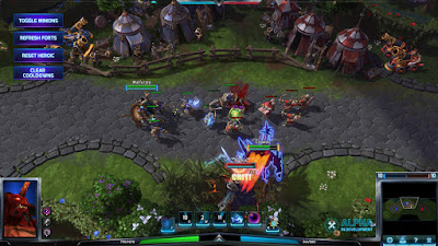 heroes of the storm batalla