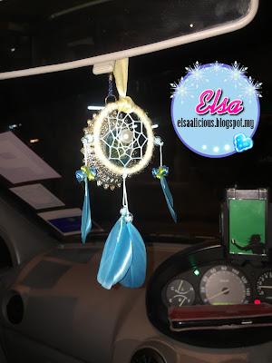 GIFT REVIEW: Dreamcatchers From Blogger Fairuz Aqilah
