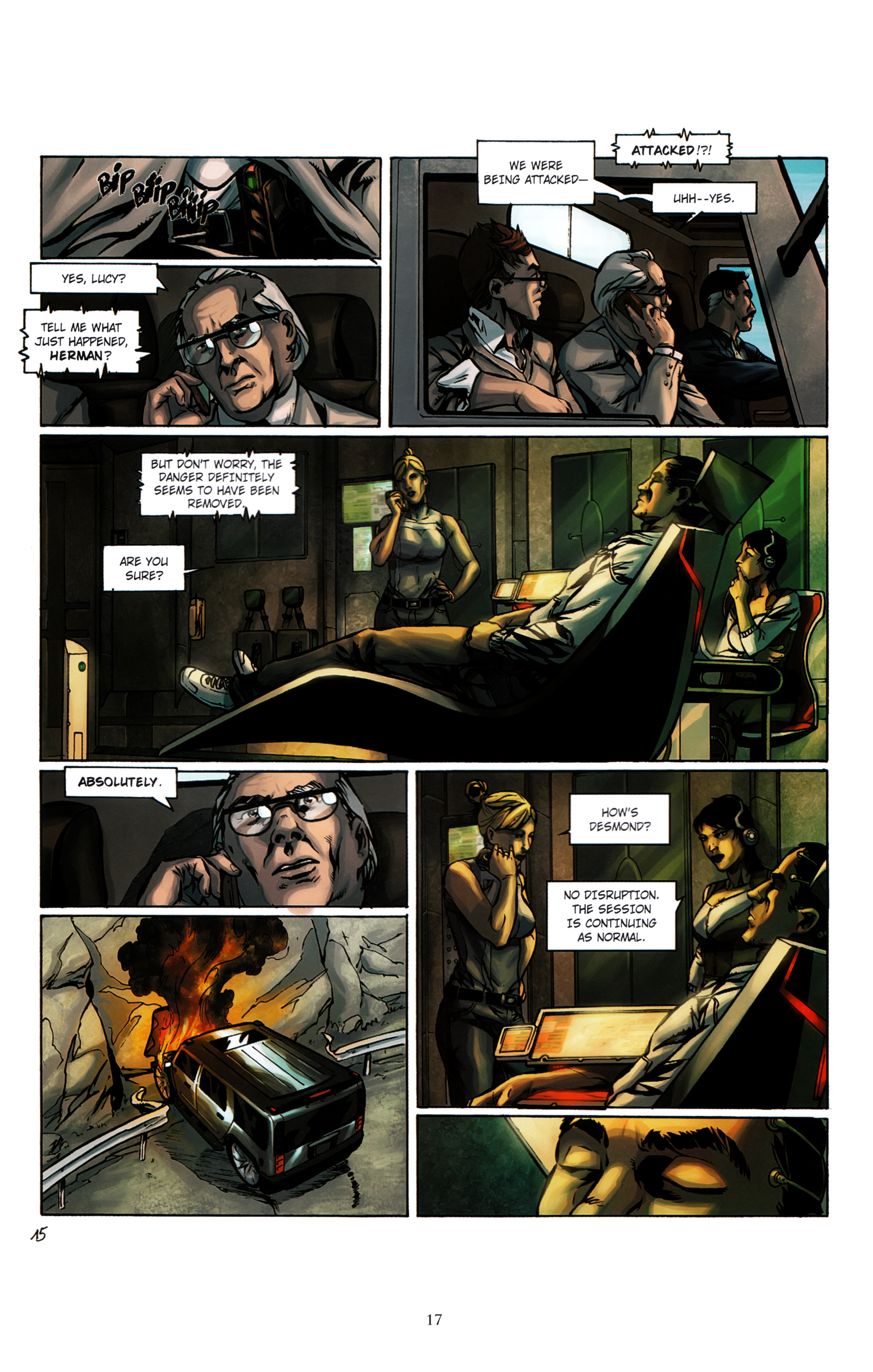 Read online Assassin's Creed (2012) comic -  Issue #2 - 21