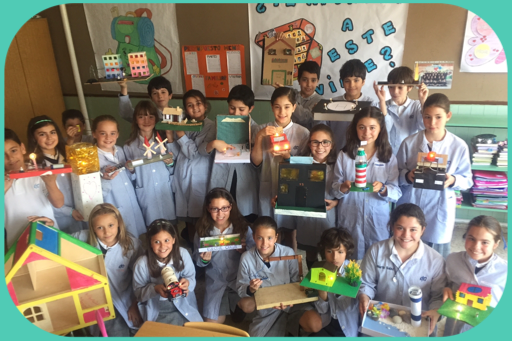 Agustinas Valladolid - 2017 - Primaria 5 - Sciences