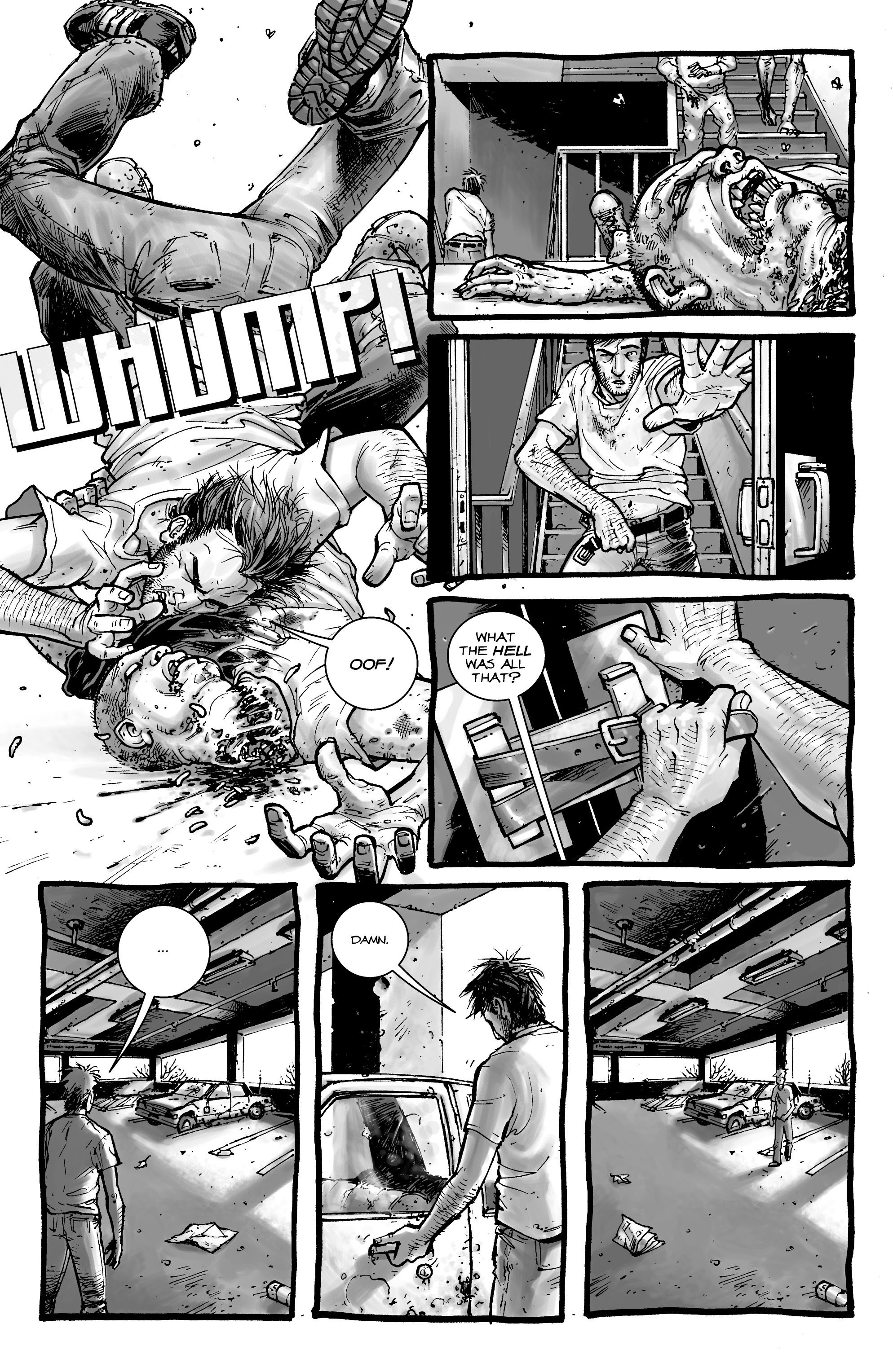 The Walking Dead issue 1 - Page 10