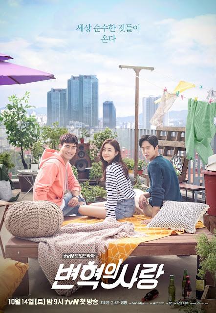 Sinopsis Revolutionary Love (2017) - Serial TV Korea