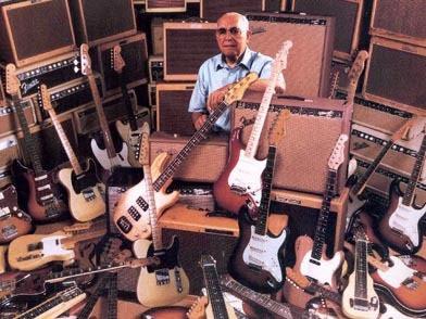 Đôi nét về người sáng lập ra công ty Fender