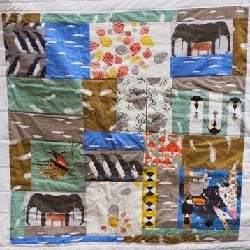 Birchfabrics Tutorial Fox Amp Bear Fleece Welly Liners