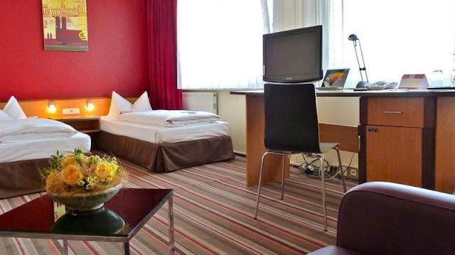 Leonardo Airport Hotel Berlin Schönefeld