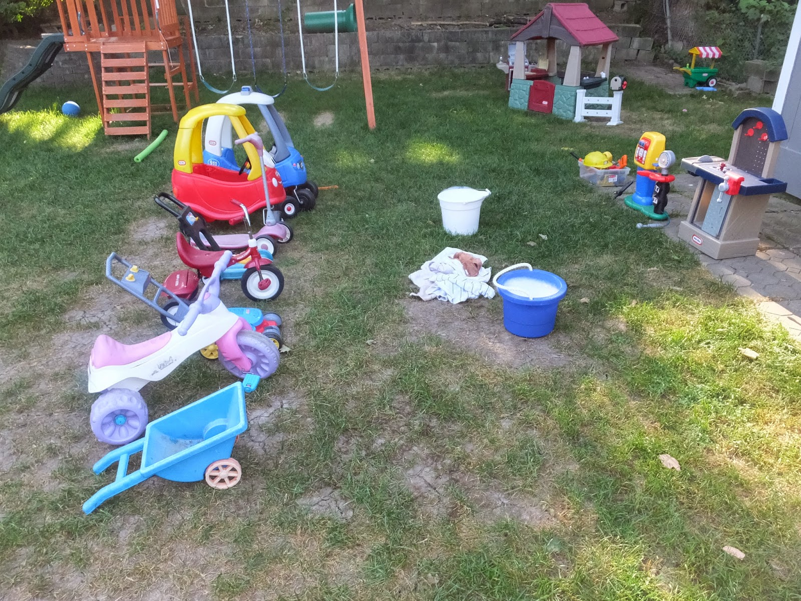 Kidspert The Great Toy Wash