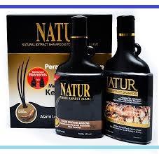 serum rambut natur