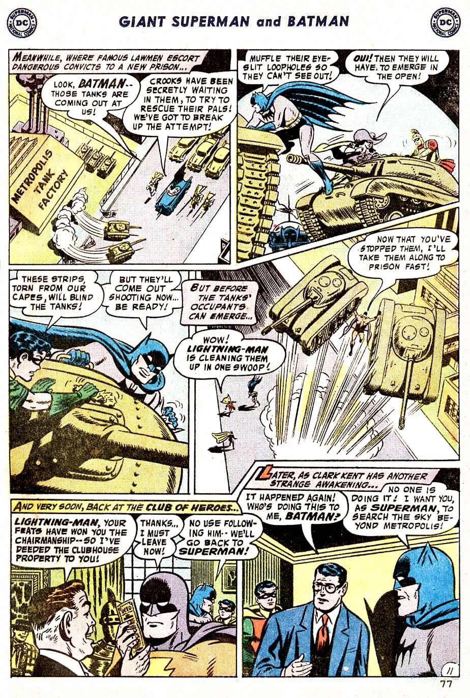 Read online World's Finest Comics comic -  Issue #179 - 79
