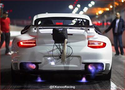 Ekanoo Racing ES2XXX 997 GT2