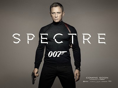 Spectre James Bond 007 movie poster image wallpaper screensaver