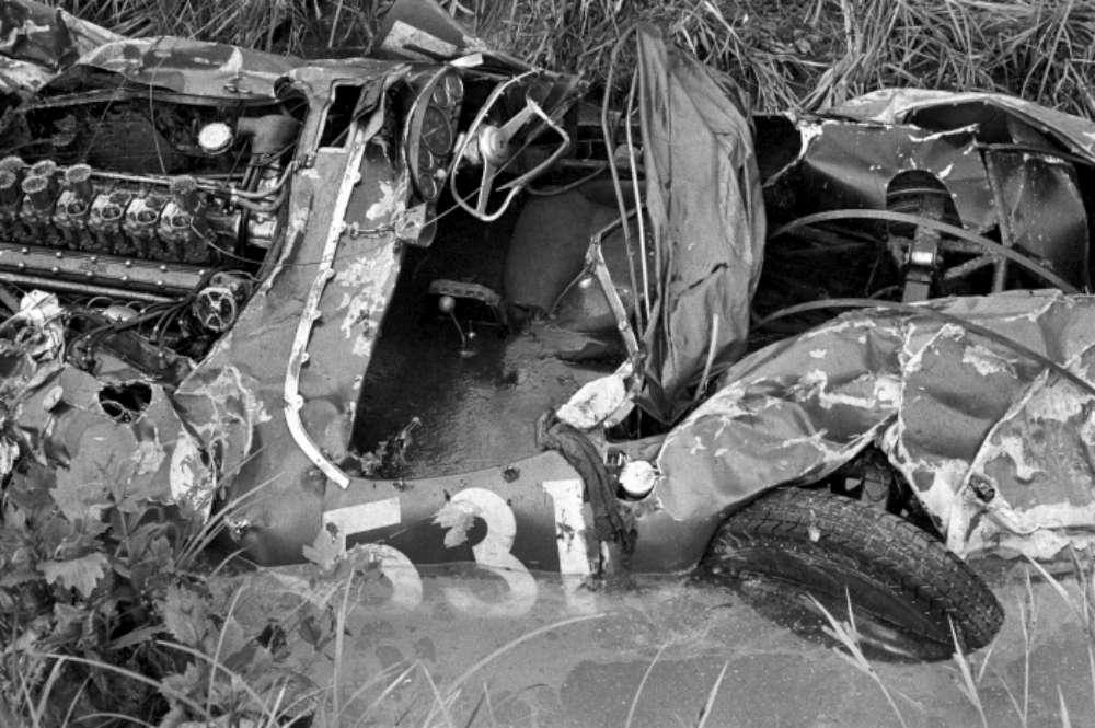 Motor Chicche L Incidente Di De Portago La Fine Della