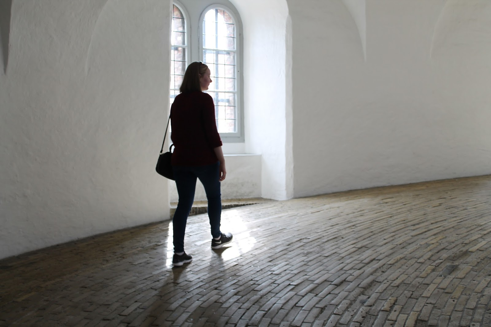 The Round Tower - Copenhagen Travel Post