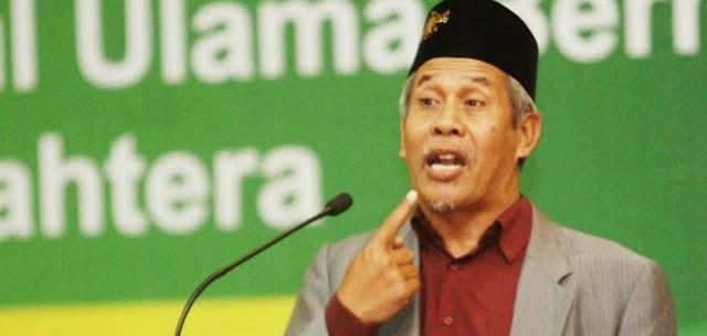 Soal Pilpres, Kiai Marzuki Mustamar : Pandai-pandailah Warga NU,  Jangan Gampang Ditipu!