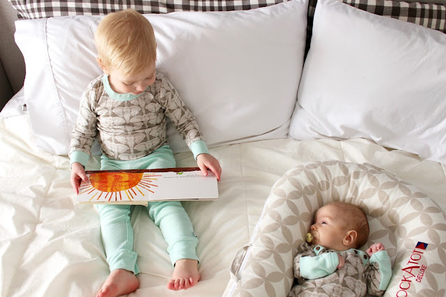 soft, organic pyjamas for your baby and toddler