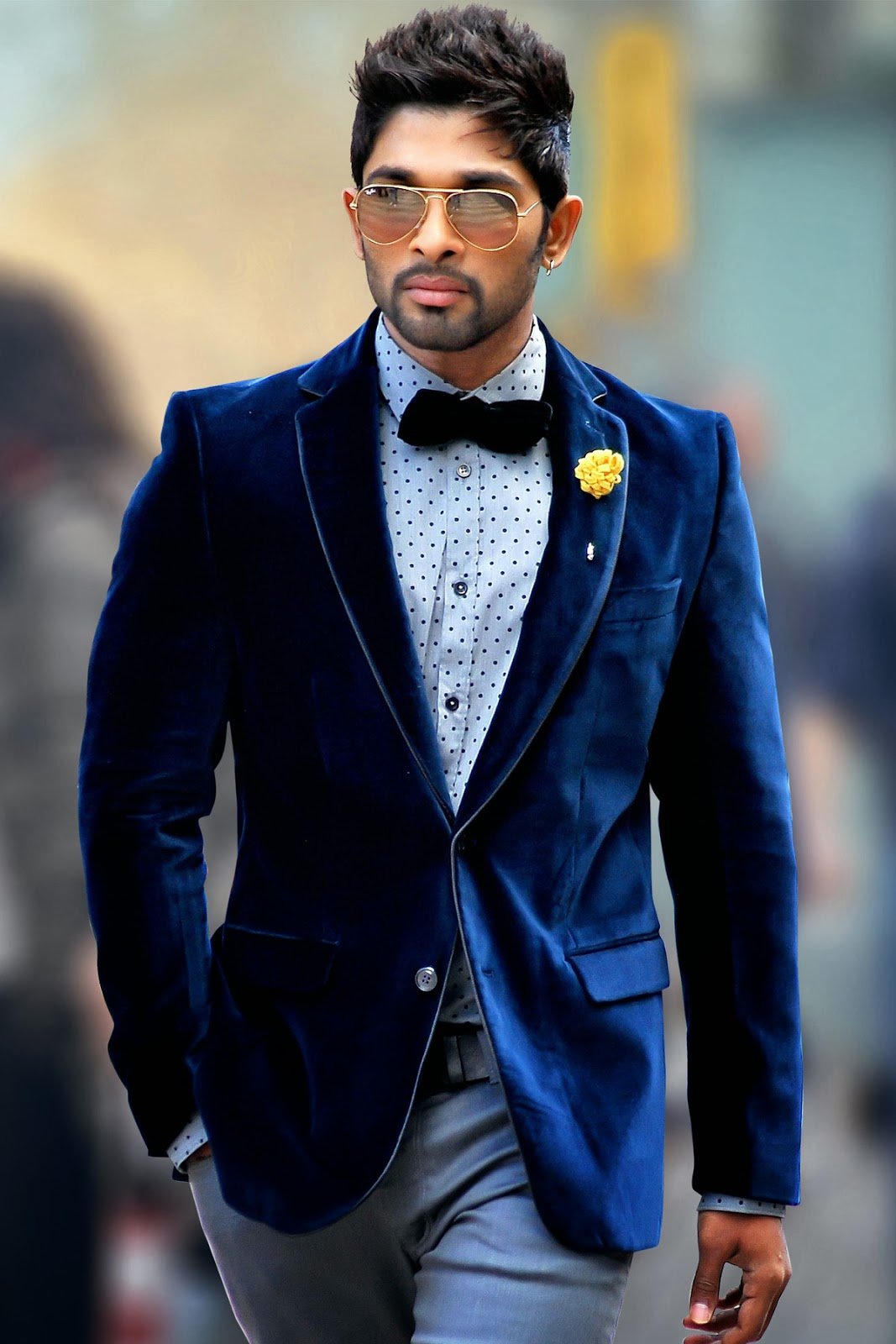 south actor allu arjun hd wallpapers, images and pictures