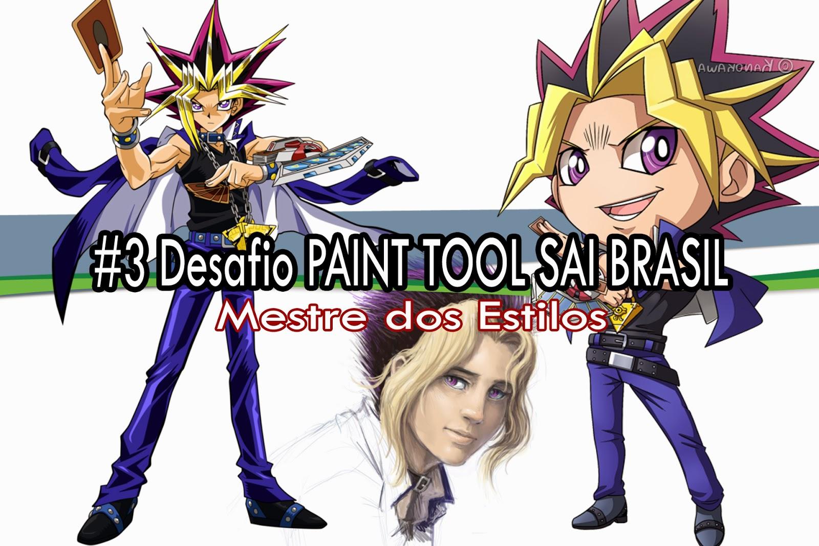 Paint Tool Sai merupakan software design grafis yang dapat digunakan untuk menggambar sekaligus mewarnai. Software ini biasanya dipakai untuk menggambar karakter anime/manga.