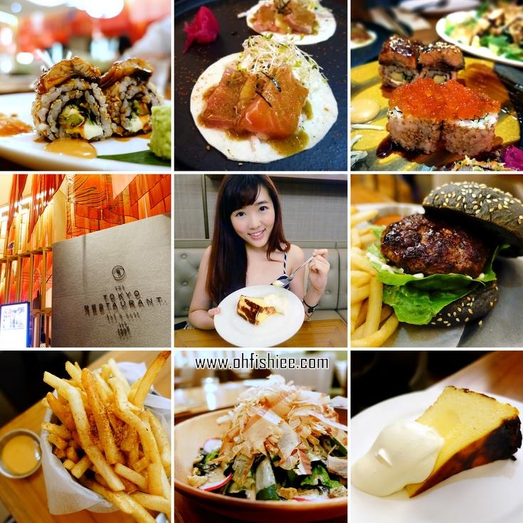 California Pizza Kitchen Marina Del Rey: Oh{FISH}iee: The Tokyo Restaurant @ ISETAN KL