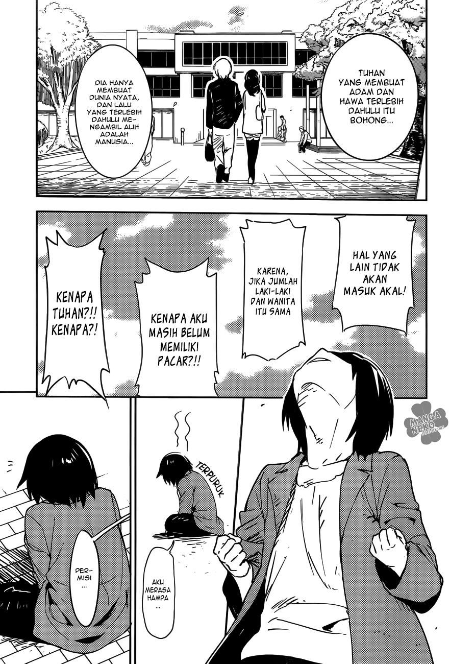 Komik mecha love 001 - musim semi 2 Indonesia mecha love 001 - musim semi Terbaru 11 Baca Manga Komik Indonesia 