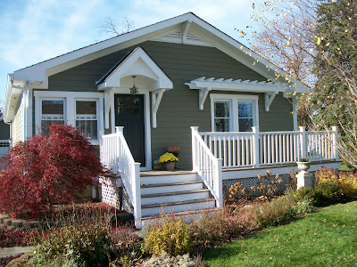 Sixty Fifth Avenue Craftsman Style Cottage