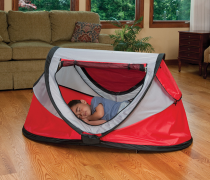 Eco Babyz Kidco Peapod Plus Travel Bed Review