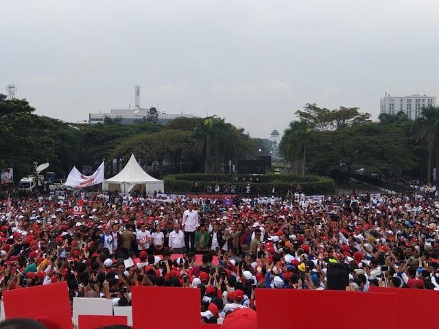 Jokowi: Jangan Serahkan yang Belum Berpengalaman