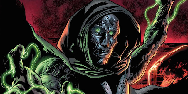 siapa doctor doom musuh fantastic four