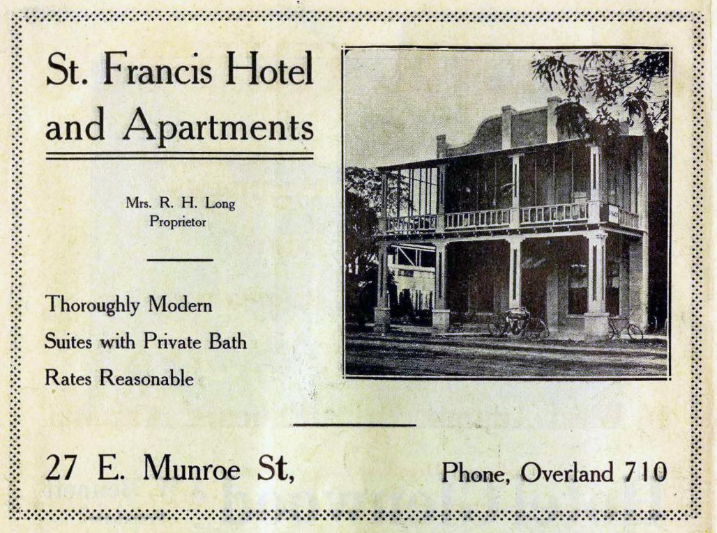 Apartments St Francis