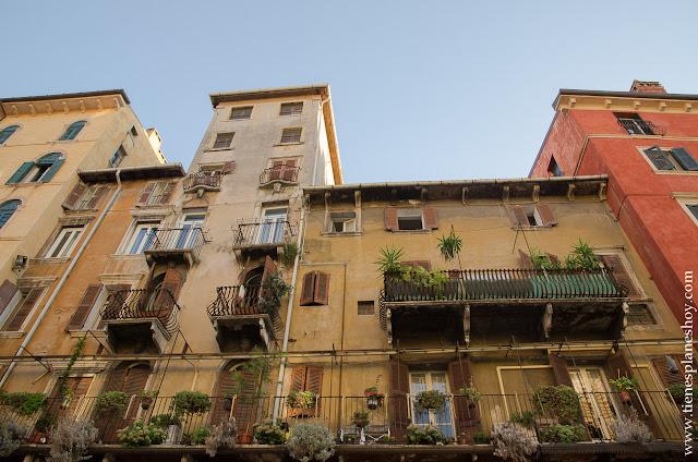 Verona ciudad con encanto Italia viaje