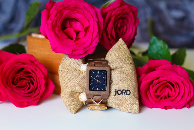 Jord Wooded women's watch