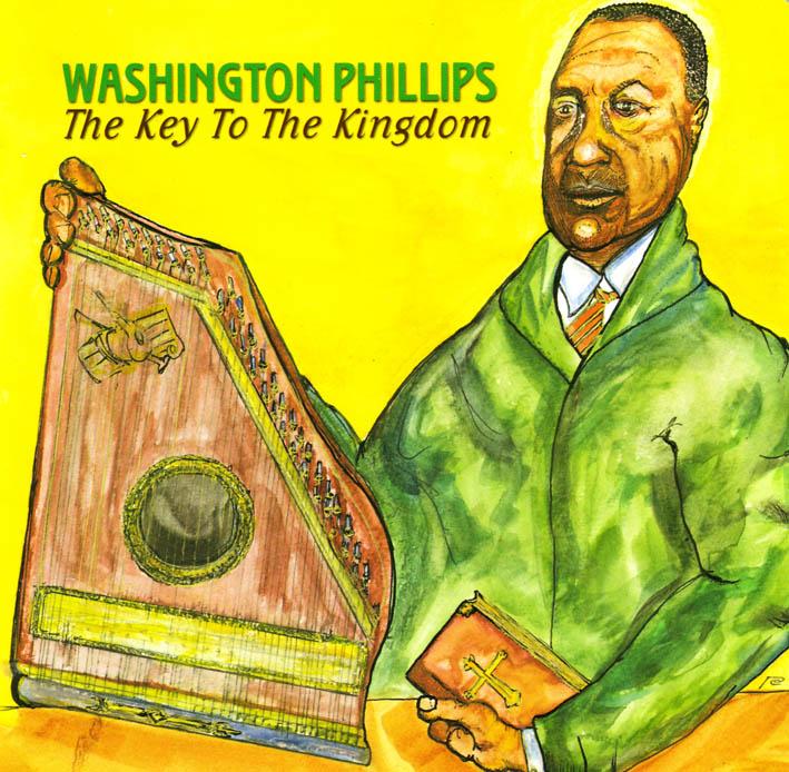washington phillips - key to the kingdom   milchapitas