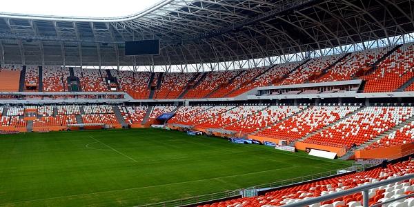 Stadion Mordovia Arena 2018