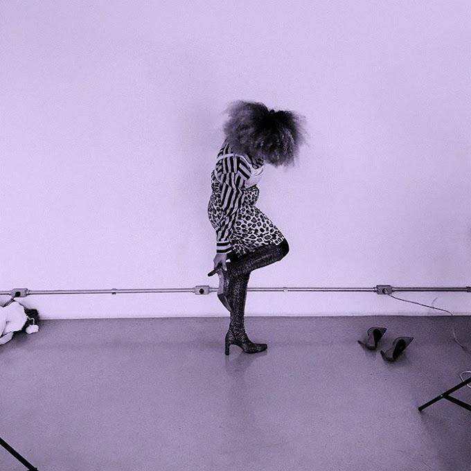 Anelis Assumpção regrava música de Itamar para novo disco