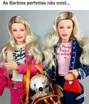 Barbies perfeitas