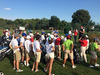 Golf Infantil Aranjuez