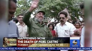 ABC's Tom Llamas: Fidel Castro Was a 'Tyrant,' 'Killer,' 'Liar'
