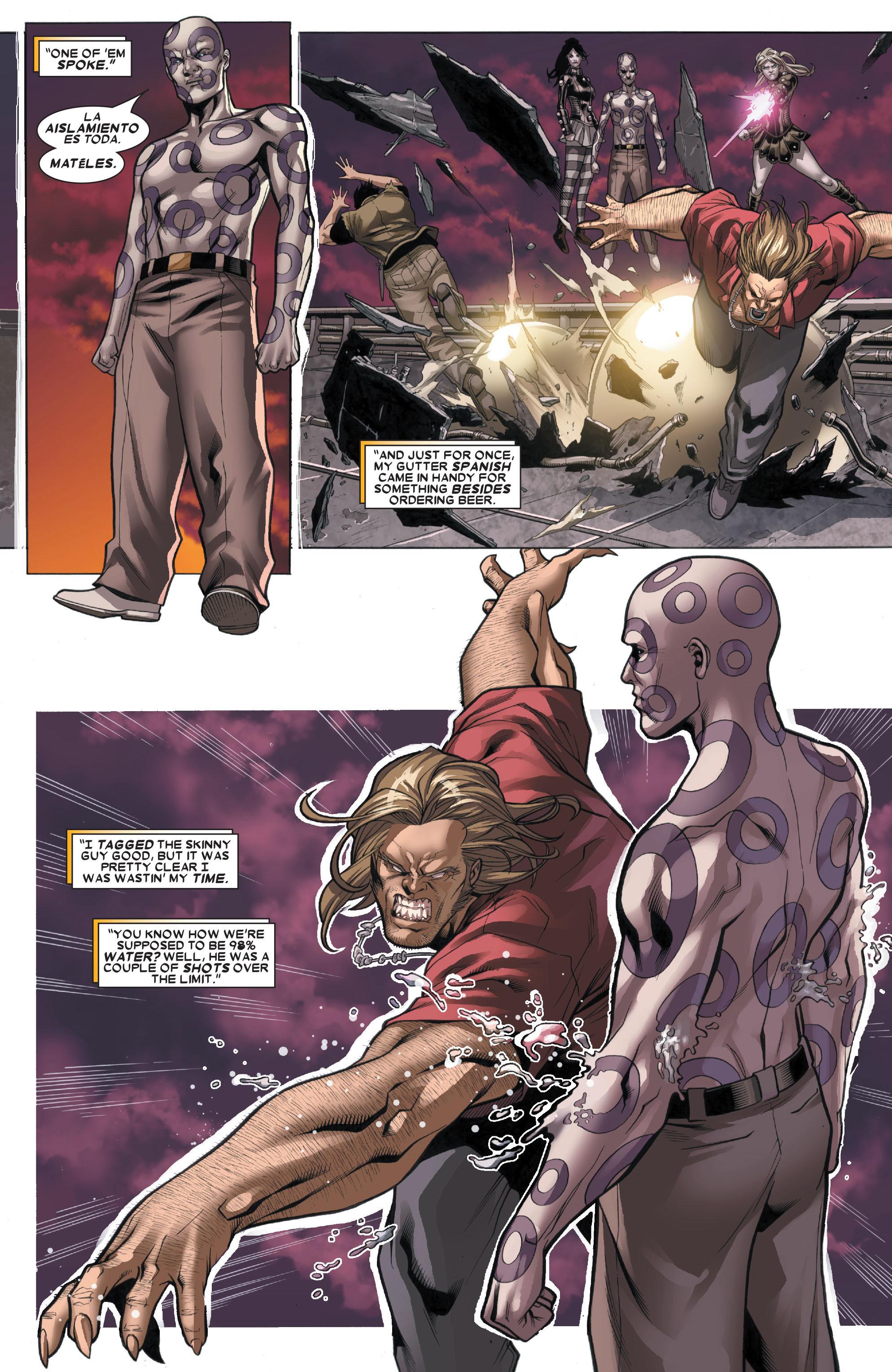 X-Men (1991) 191 Page 12