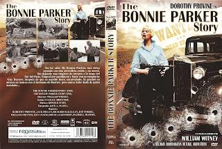 La tigresa de Texas » La historia de Bonnie Parker » Carátula