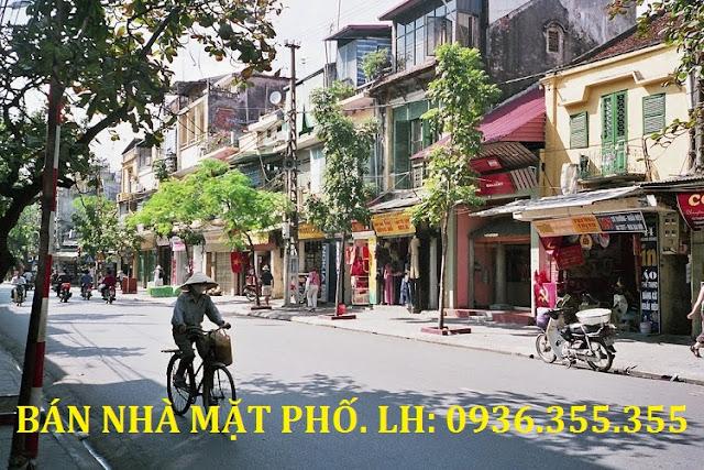 Bán nhà mặt phố Hàng Bông, Hoàn Kiếm