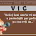 """VIC: """"Nekoj ženi umrla tri muža u poslednjih par godina, pa ona reši da..."""""""