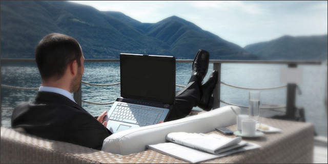 entrepreneur vacation