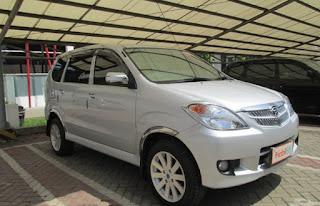 Daihatsu Xenia 2008-2010 (100-110Jutaan)